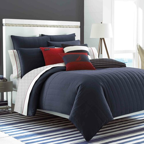 Mainsail Quilted Comforter Set