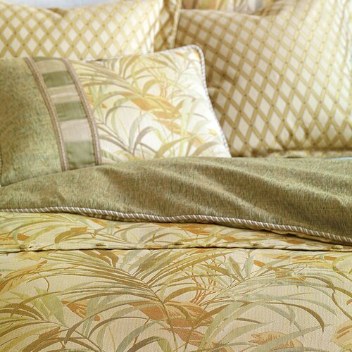 Eastern Accents Antigua Ocala Leaf Euro Sham