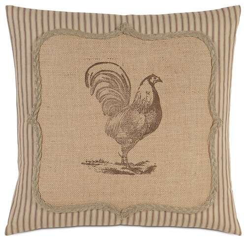 French Country Foghorn Leghorn Pillow
