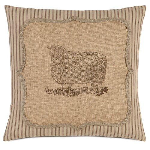 French Country Baa Baa Pillow