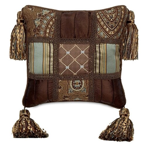Antalya Patchwork Pillow