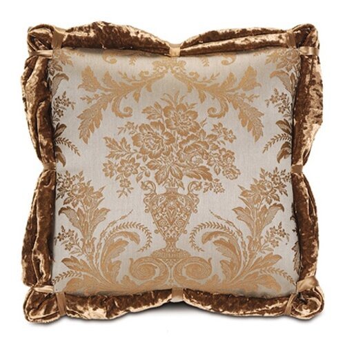 Eastern Accents Foscari Pillow with Glamour Band