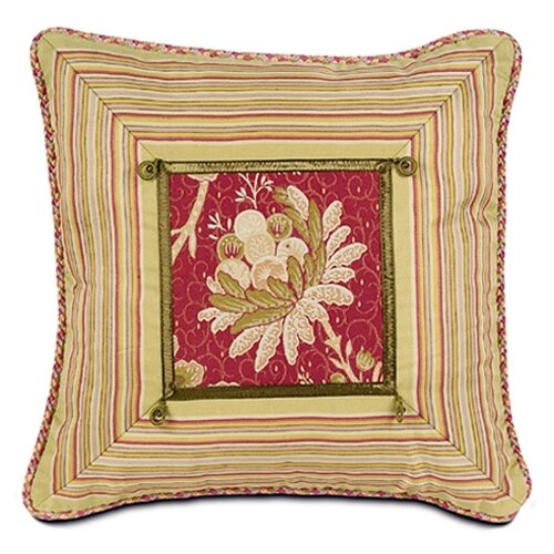 Lindsay Lindsay Mitered Pillow with Tulare Spring