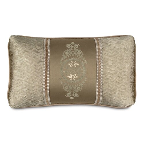 Marbella Embroidered Insert Pillow