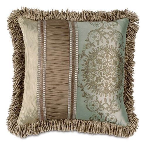 Marbella Cafe Ruched Insert Pillow