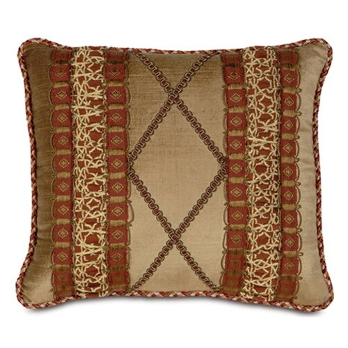 Toulon Lucerne with Ruched Inserts Pillow