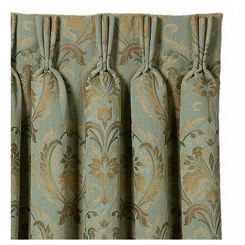 Eastern Accents Winslet Rod Pocket Curtain Single Panel