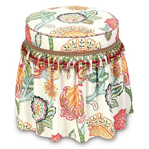 Eastern Accents Portia Vanity Stool