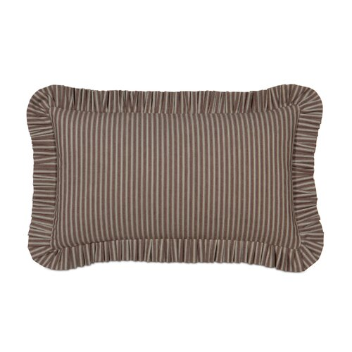 Heirloom Ticking Stripe Decorative Pillow