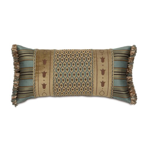 Eastern Accents Chapman Polyester Lucerne Embroidered Inserts Decorative Pillow