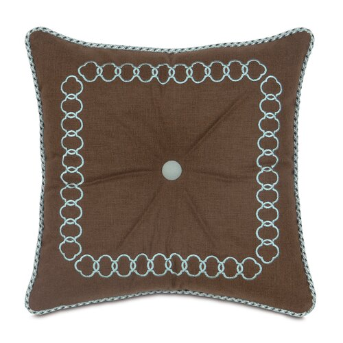 Kira Leon Tufted Decorative Pillow