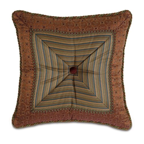 Eastern Accents Minori Miyama Mineral Tufted Polyester Decorative Pillow