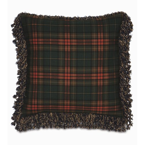 Eastern Accents Reynolds Randy Polyester Decorative Pillow with Fringe