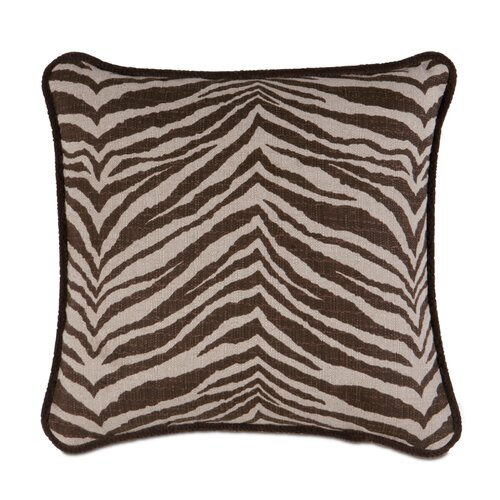 Eastern Accents Shamwari Polyester Decorative Pillow with Small Welt