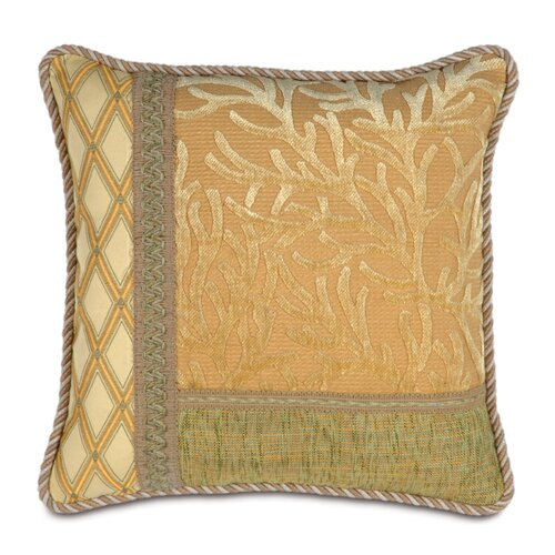 Eastern Accents Antigua Polyester Augustine Collage Decorative Pillow