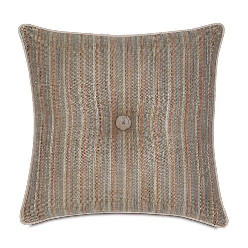 Avila Polyester Lambert Kilim Tufted Decorative Pillow