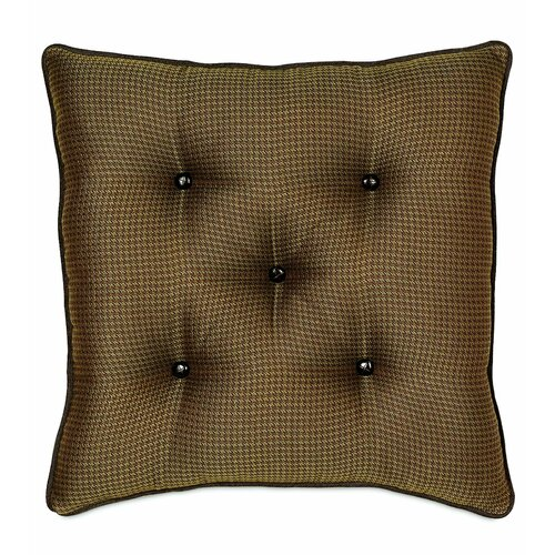 Broderick Polyester Ashton Tufted Decorative Pillow