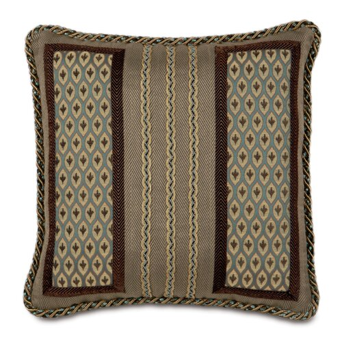 Eastern Accents Chapman Polyester Danville Sea Inserts Decorative Pillow