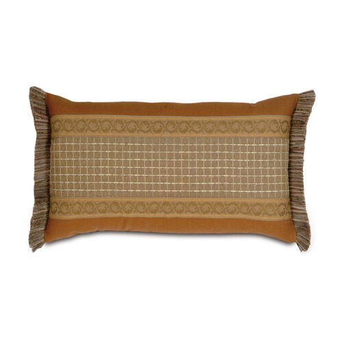 Fairmount Coit Insert Brush Fringe Decorative Pillow