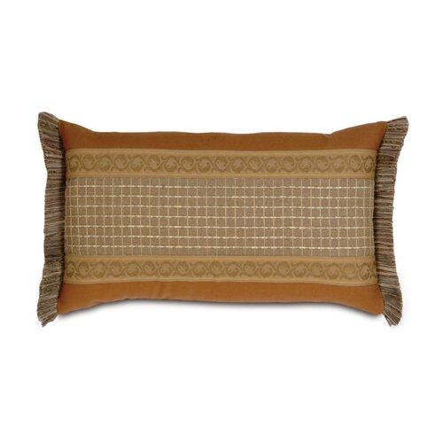 Fairmount Coit Insert Brush Fringe Decorative Pillow