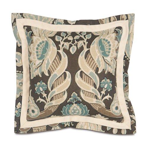 Kira Double Flange Decorative Pillow