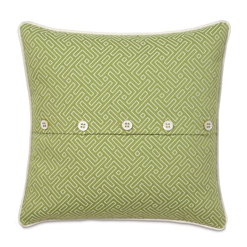 Eastern Accents Portia Cato Polyester Decorative Pillow with Buttons