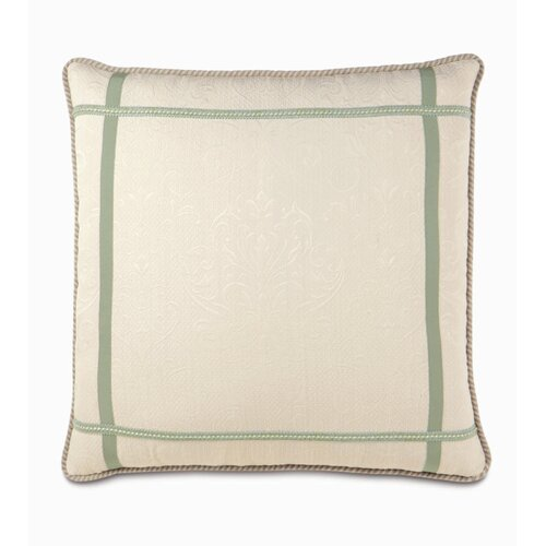 Eastern Accents Southport Polyester Jacqueline Decorative Pillow with Cord