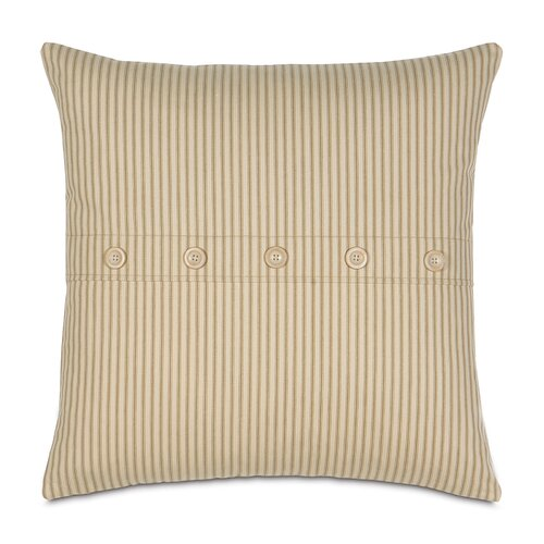 Heirloom Cotton Knife Edge Pillow