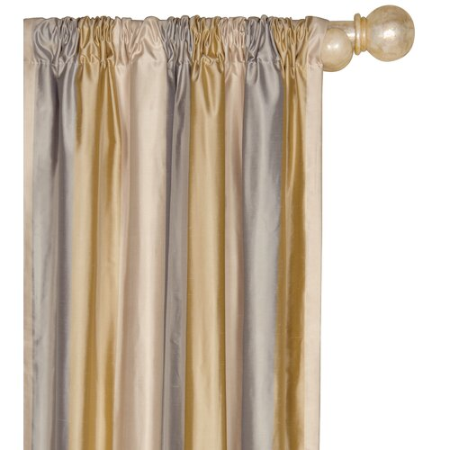 Eastern Accents Memoir Rod Pocket Curtain Single Panel