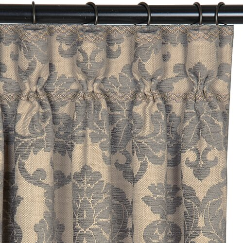 Eastern Accents Lancaster Cotton Pleated Curtain Single Panel