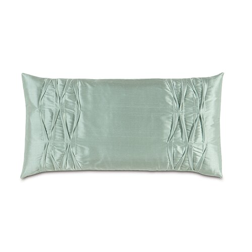 Eastern Accents Kinsey Serico Pintucks Decorative Pillow