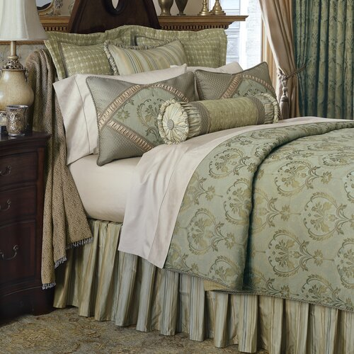 Fancy Bedroom Chairs Modern Zen Bedroom Rustic Chic Bedroom Decor Exclusive Bedroom Sets: Eastern Accents Winslet Bedding Collection & Reviews