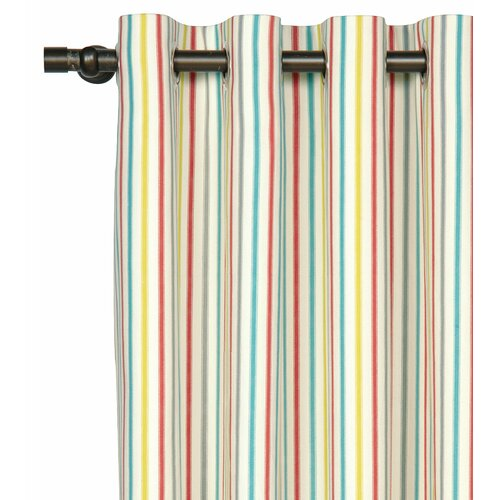 Eastern Accents Arcadia Grommet Curtain Single Panel