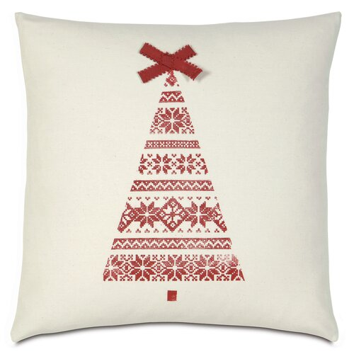 Nordic Holiday Kirsten's Tree Pillow