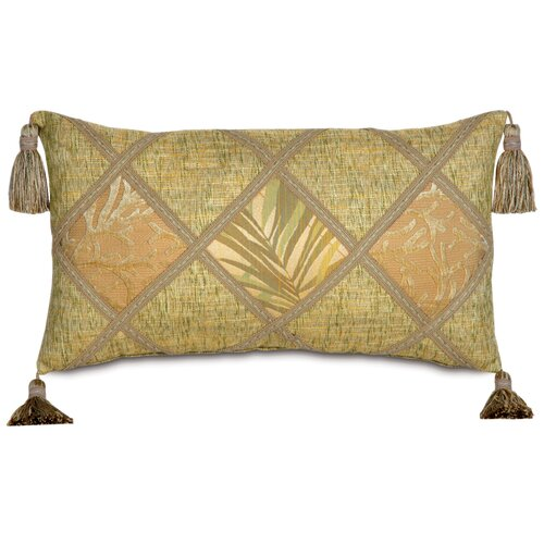 Antigua Polyester Diamond Collage Decorative Pillow