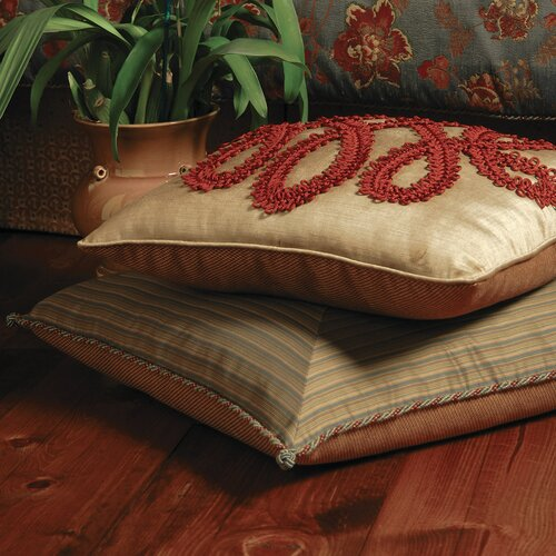 Eastern Accents Minori Miyama Mineral Mitered Polyester Decorative Pillow