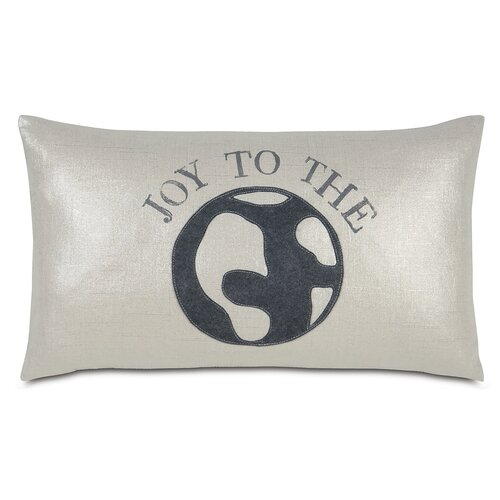 Tinsel Town World of Joy Pillow