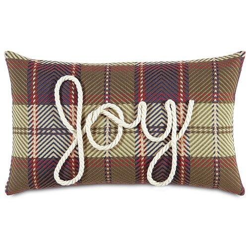 Jingle Bell Rock Lasso Joy Pillow