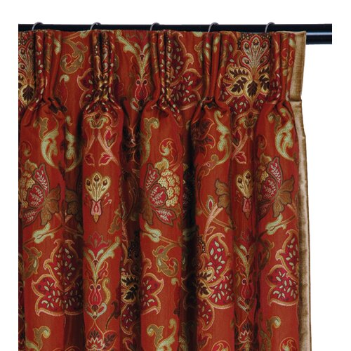 Eastern Accents Toulon Rod Pocket Curtain Single Panel
