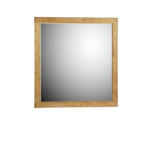 Strasser Woodenworks Simplicity Rounded Edge Framed Mirror