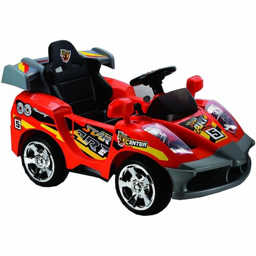 Big Toys Mini Motos 6V Battery Powered Car