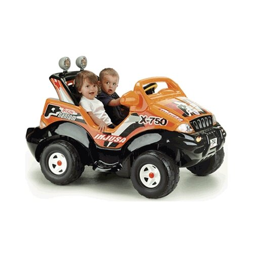 Big Toys Injusa 12V Battery Powered Car