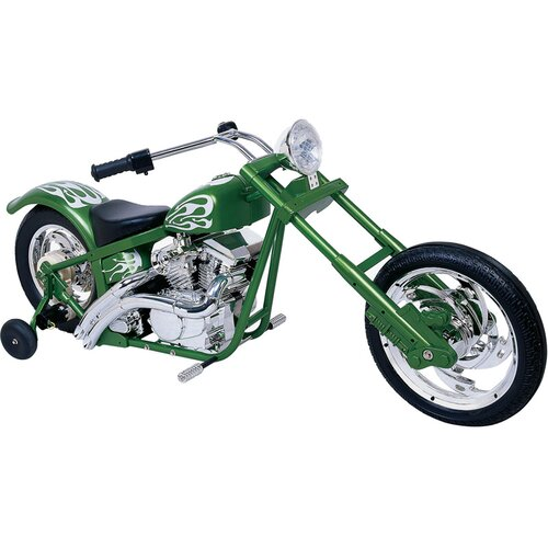 Big Toys Kalee 12V Battery Powered Motorcycle