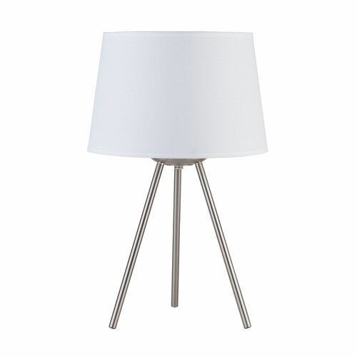 "Lights Up! Weegee Small 20"" H Table Lamp with Empire Shade"