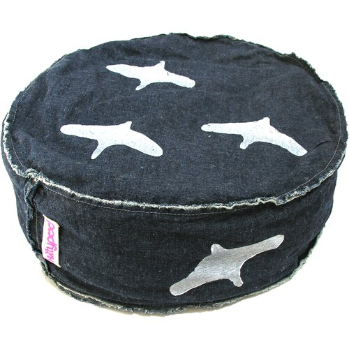 Kittypod Denim Koosh Cat Bed
