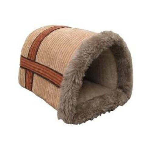 Bono Fido Courage Cord Cuddle-up Igloo Bedding