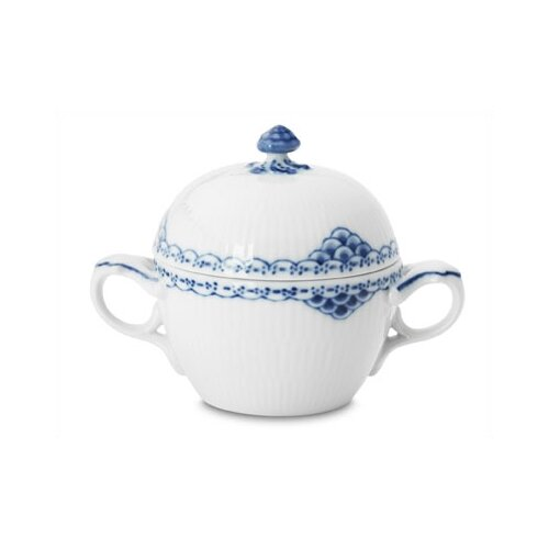 Royal Copenhagen Princess 6.75 oz. Sugar Bowl