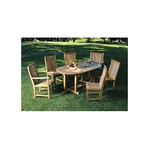 Three Birds Casual Camden Oval Dining Table