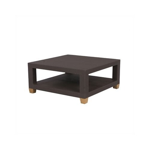 Three Birds Casual Ciera Square Coffee Table