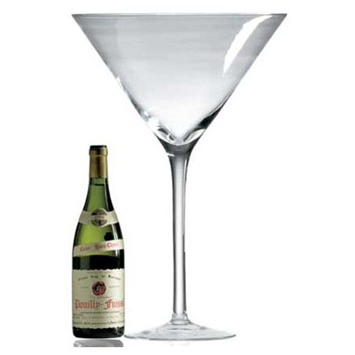 Ravenscroft Crystal Essential Accessories 224 oz. Maxi Martini Glass